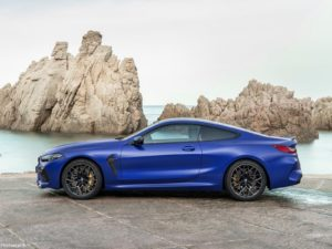 BMW M8 Competition Coupe 2020