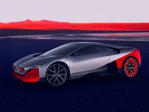BMW Vision M Next Concept 2019