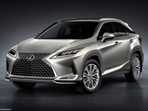 LexusRX 2020