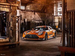 Mercedes Benz AMG GT3 2020