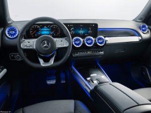 Mercedes Benz GLB 2020 Intérieur