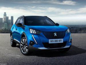 Peugeot e-2008 2020