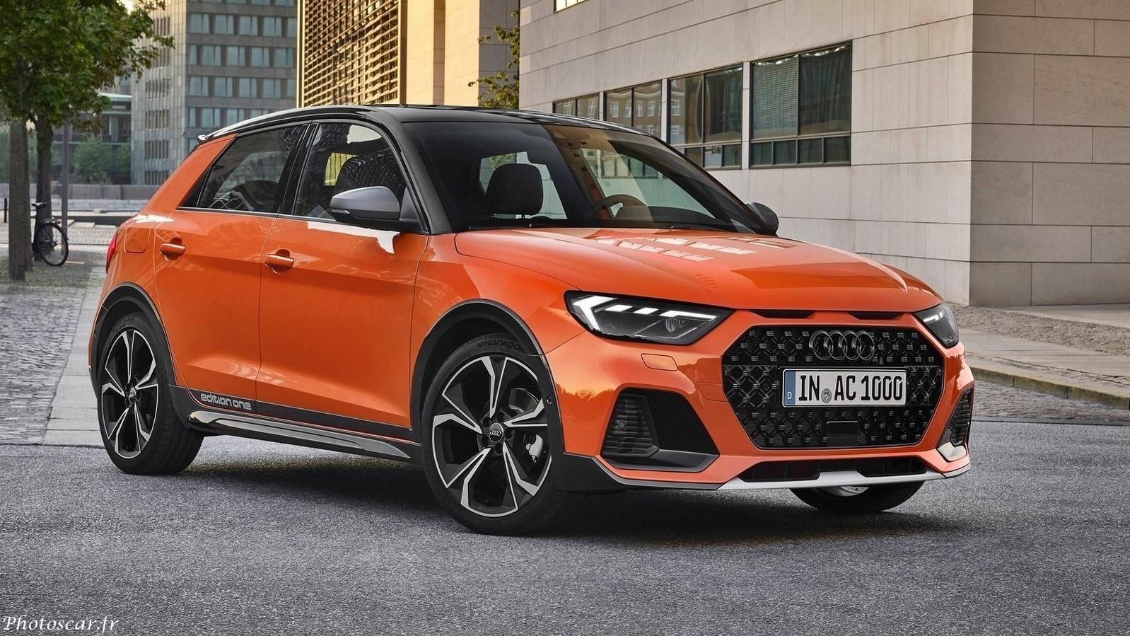 Audi A1 Citycarver 2020