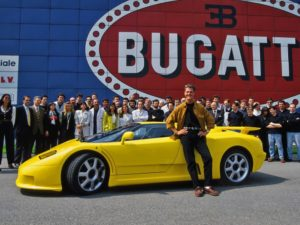 Bugatti EB110 Schumacher