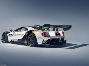 Ford GT MkII 2020
