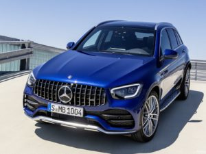 Mercedes-AMG GLC43 4Matic 2020