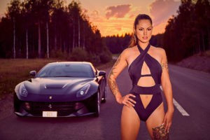 Miss Tuning 2019 - Laura Fietzek - Octobre