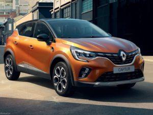 Renault Captur 2020