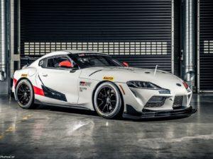 Toyota Supra GT4 2020
