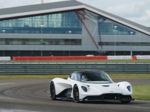 Aston Martin Valhalla 2020