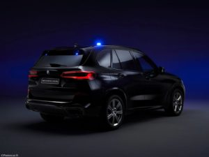 BMW X5 Protection VR6 2020