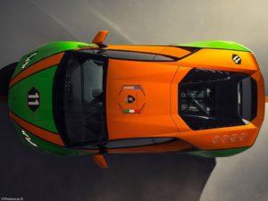 Lamborghini Huracan Evo GT Celebration 2020
