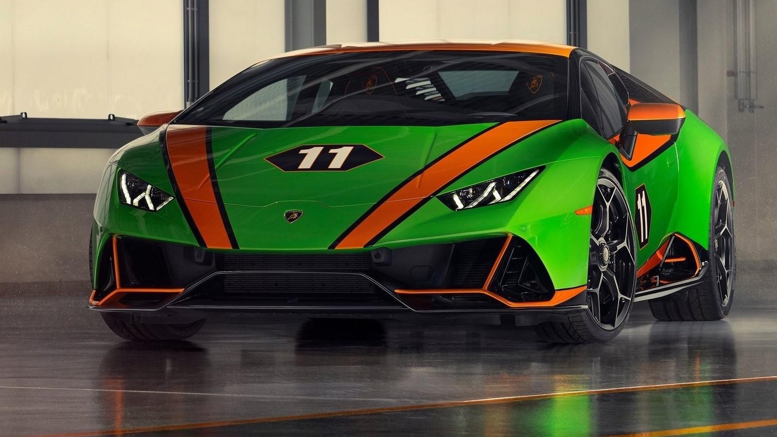 Lamborghini Huracan Evo GT Celebration 2020 – Limité à 36 exemplaires