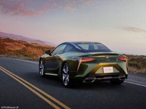 Lexus LC 500 Inspiration Series 2020