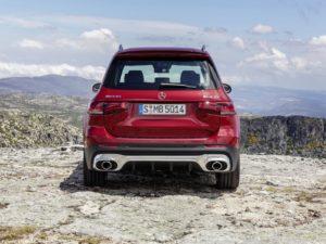 Mercedes-AMG GLB35 4Matic 2020