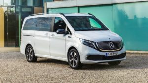 Mercedes Benz EQV 2020
