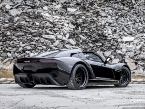 Rezvani Beast Alpha X Blackbird 2018