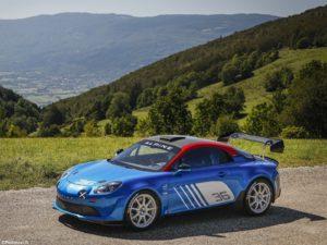Alpine A110 Rally 2020