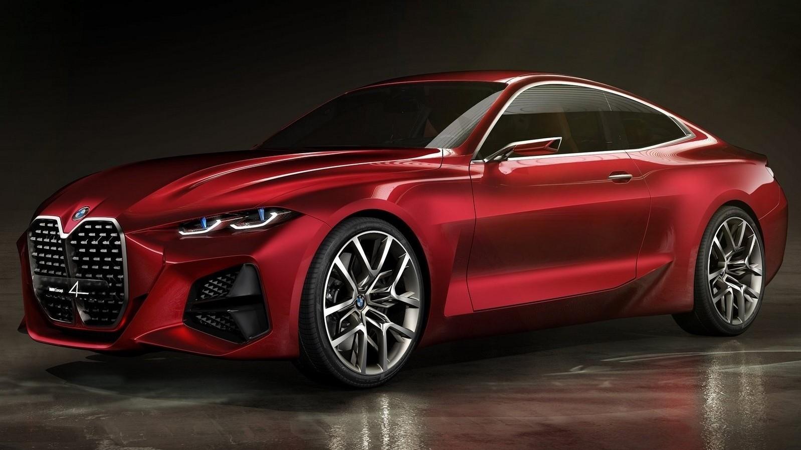 BMW 4 Concept 2019