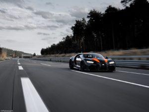Bugatti Chiron Super Sport 300+ 2021