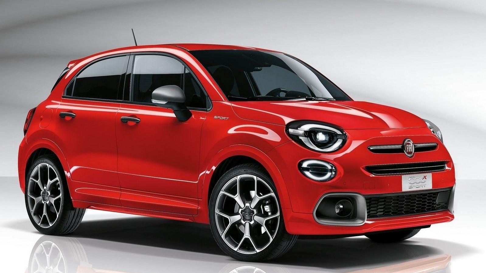 Fiat 500X Sport 2020 – Une touche sportive pour le SUV italien