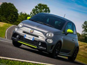 Fiat 595 Abarth Pista 2020