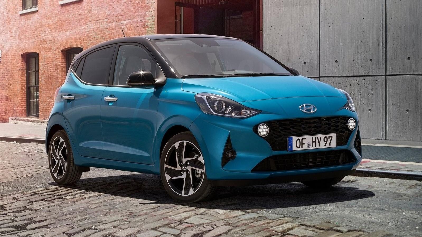 Hyundai i10 2020 – Un design original, moderne, audacieux et expressif