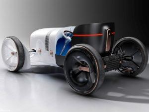 Mercedes Benz Vision Simplex Concept 2019