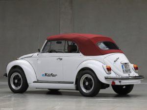 Volkswagen e-Beetle Concept 2019