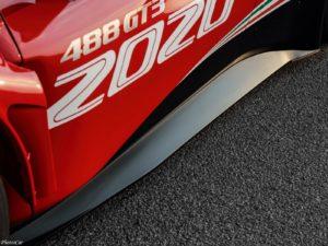 Ferrari 488 GT3 Evo 2020