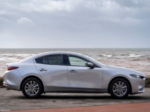 Mazda 3 Sedan 2019