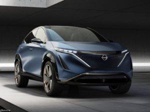 Nissan Ariya Concept 2019