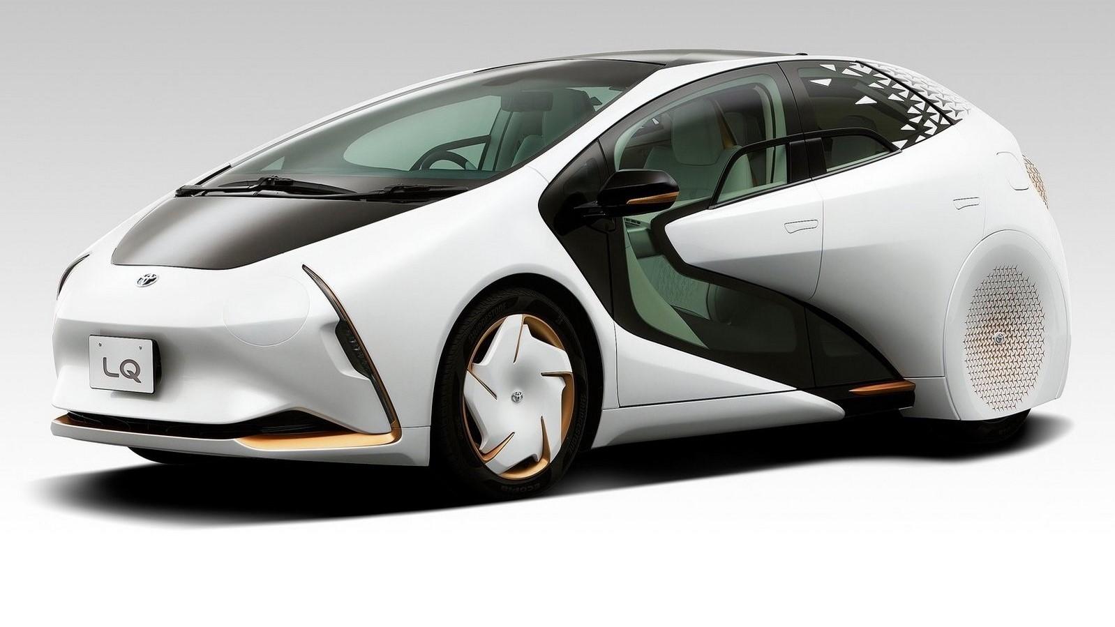 La Toyota LQ Concept 2019 possède une capacité de conduite autonome