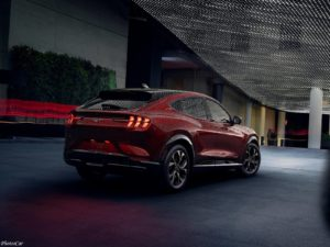 Ford Mustang Mach-E 2021