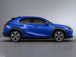 Lexus UX 300e 2021