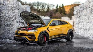 Manhart 800 Lamborghini urus