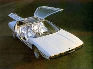 Bertone Lamborghini Marzal Concept 1967