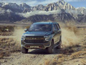 Chevrolet Tahoe 2021