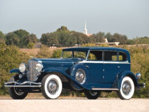 Duesenberg J 187/2209 Clear Vision Sedan SWB by Murphy 1929