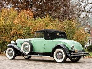Duesenberg J 417 Convertible Coupe by Fleetwood 1929