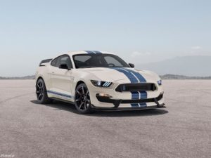 Ford Mustang Shelby GT350 Heritage Edition 2020
