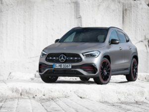 Mercedes Benz GLA 2021