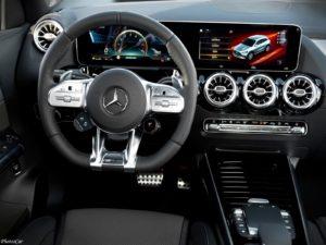 Mercedes GLA35 AMG 2021
