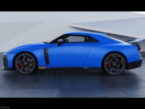 Nissan GT-R50_Italdesign 2021