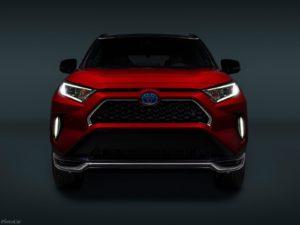 Toyota RAV4 Prime 2021