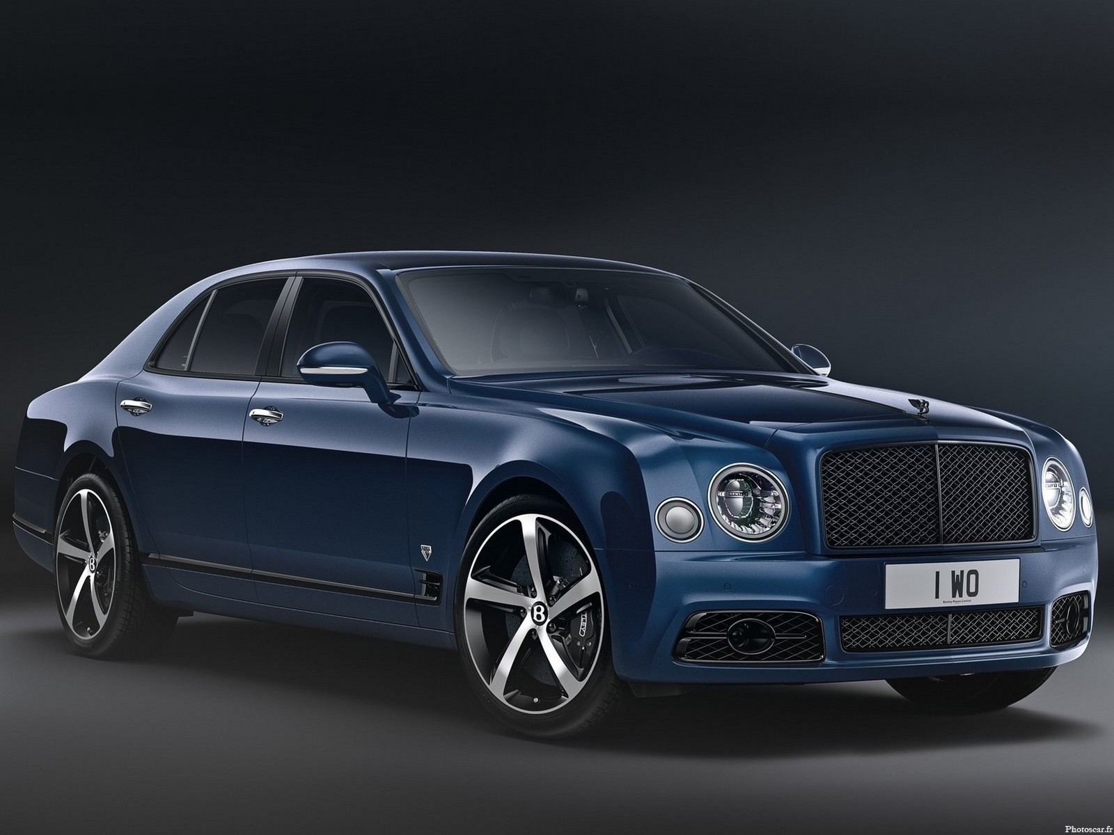 Bentley Mulsanne 6.75 Edition Mulliner 2020