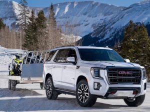 GMC Yukon AT4 2021