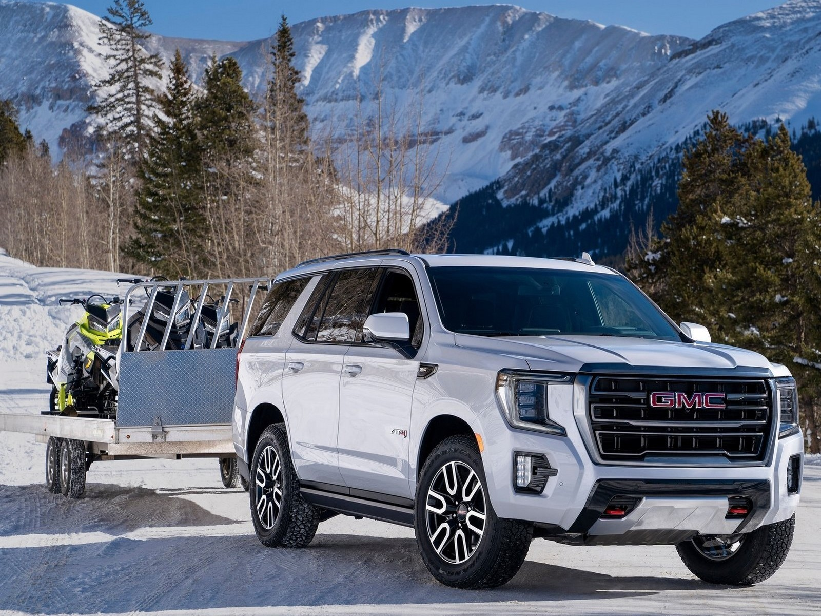 GMC Yukon AT4 2021