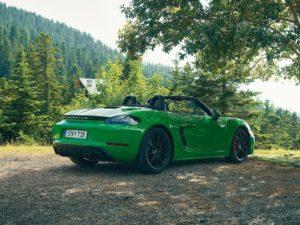 Porsche 718 Boxster GTS 4.0 2020