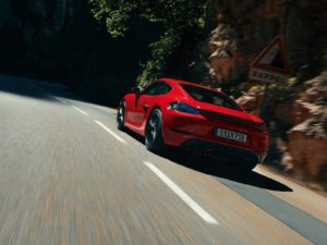 Porsche 718 Cayman GTS 4.0 2020
